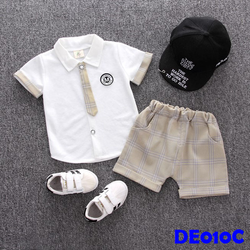 (DE010C) Set- Boy Set Khaki
