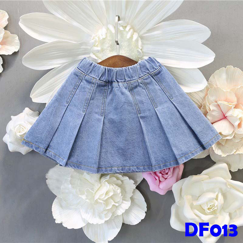 (DF013) Dress - Blue