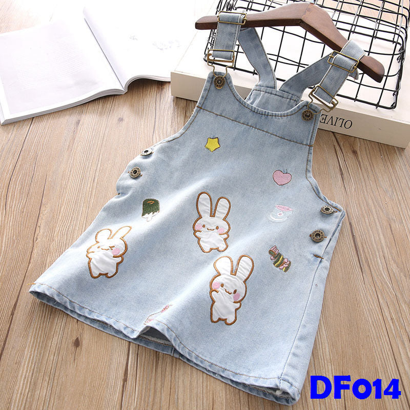 (DF014) Dress - Rabbit