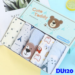 (DU120) Boy Panties - New Bear