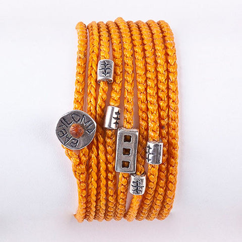 Orange My Babylonia wrap
