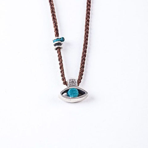 My Babylonia Evil Eye Necklace