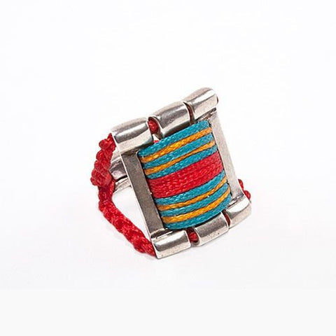 My Babylonia Stripes Ring