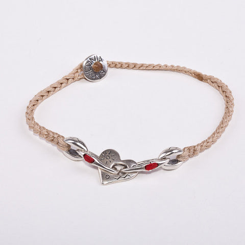 My Babylonia Love and Optimism Bracelet