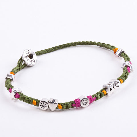 Love Peace & Hope Bracelet