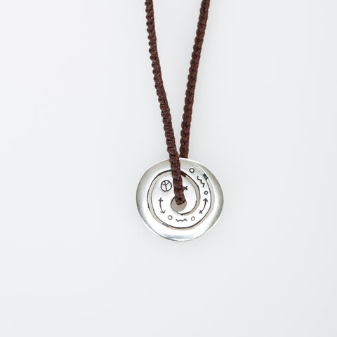 My Babylonia Peaceful Ambitious Soul Necklace