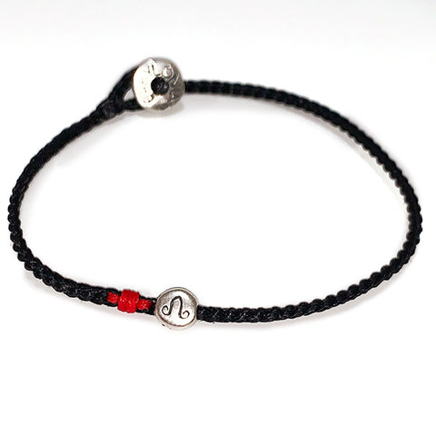Aries Horoscope Bracelet