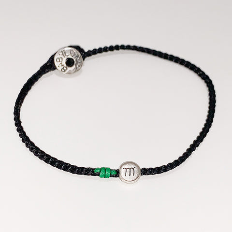 Virgo Horoscope Bracelet