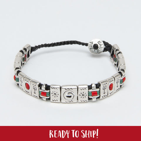 Optimism All Around Bracelet (black)