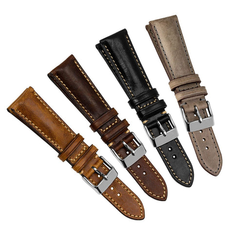 Genuine Leather Watch Straps