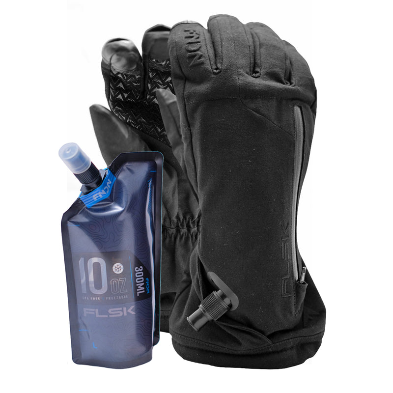 Why we made the FLSK (flask) Glove?