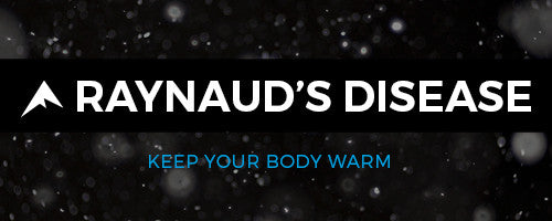 FNDN Helps with Raynaud's Disease