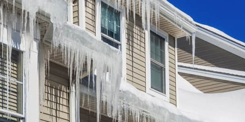 6 Home Maintenance Tips for Homeowners to Prevent Snow & Ice Damage this Winter