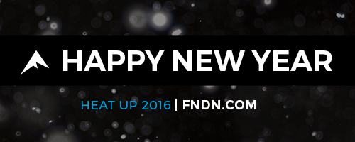HAPPY NEW YEAR FROM FNDN