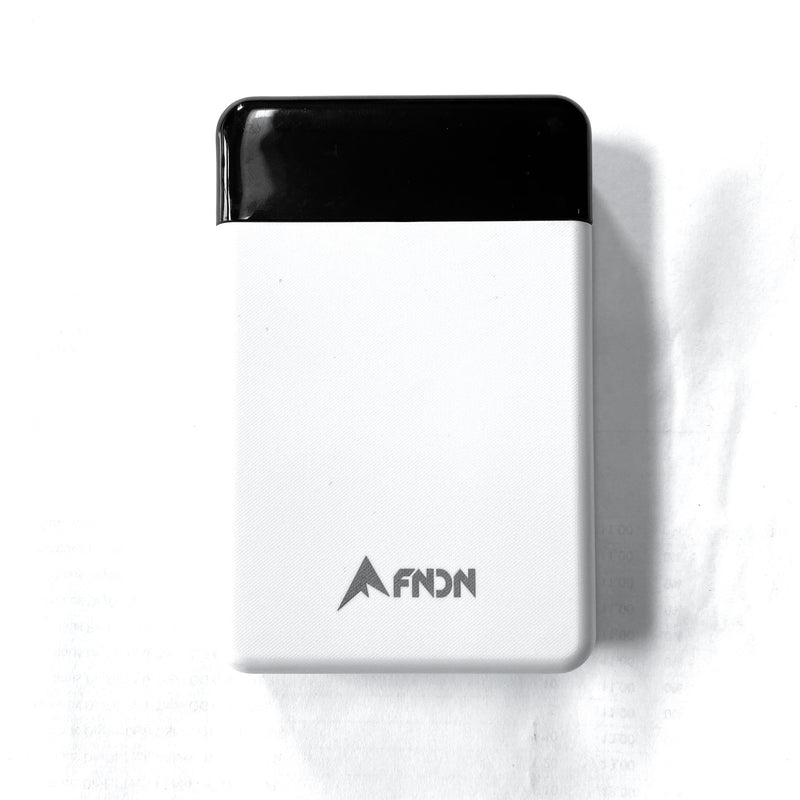 FNDN Power Bank - QC 3.0 / 7.4V 5,000 mAh (37Wh)
