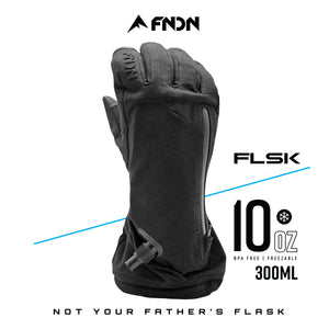 FNDN 10 oz. Flexible Flask