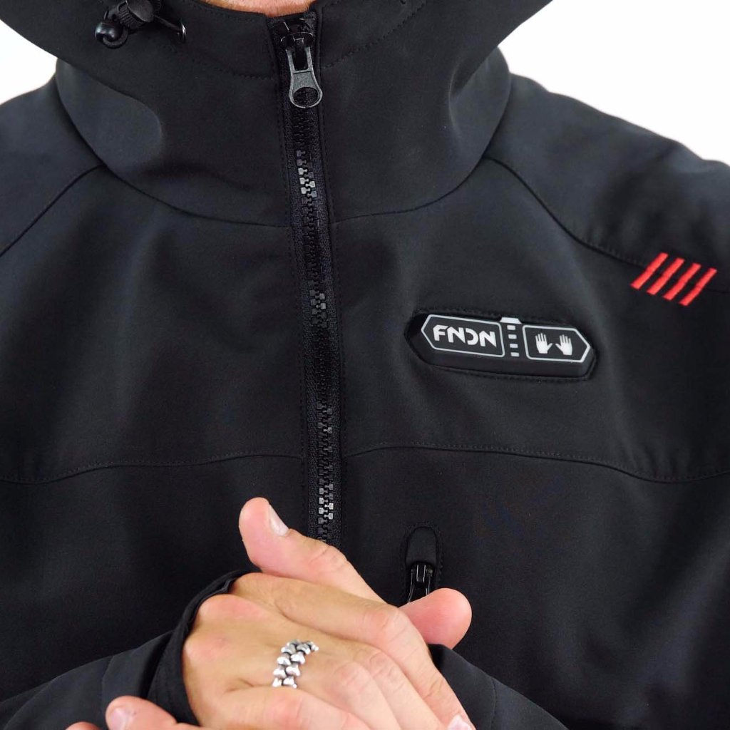 FNDN Heated Performance Soft Shell Jacket