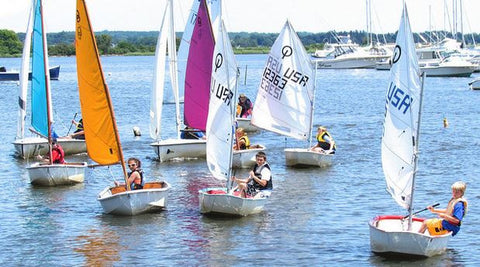 2016 Junior Sailing Program: Session II (July 11-July 22)