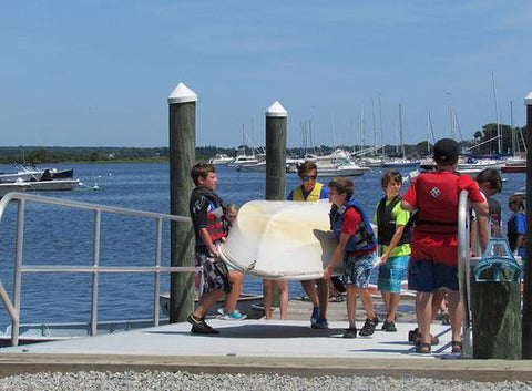2016 Junior Sailing Program: Session III (July 25- August 5)