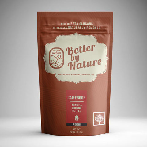 Better By Nature Cameroon Ground Coffee