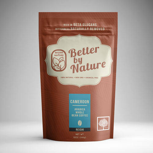 Better By Nature Cameroon Whole Bean Coffee