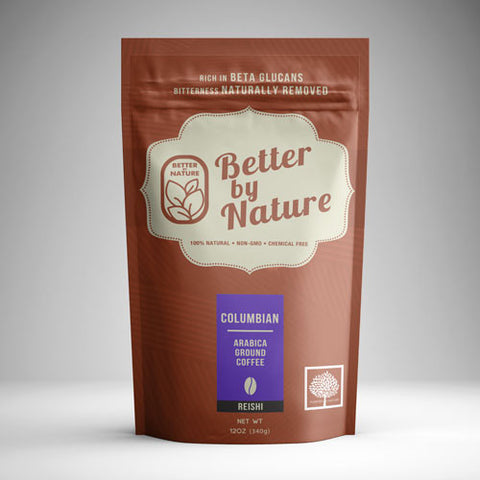 Better By Nature Columbian Ground Coffee