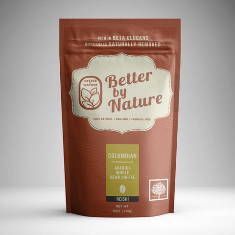 Better By Nature Columbian Whole Bean Coffee