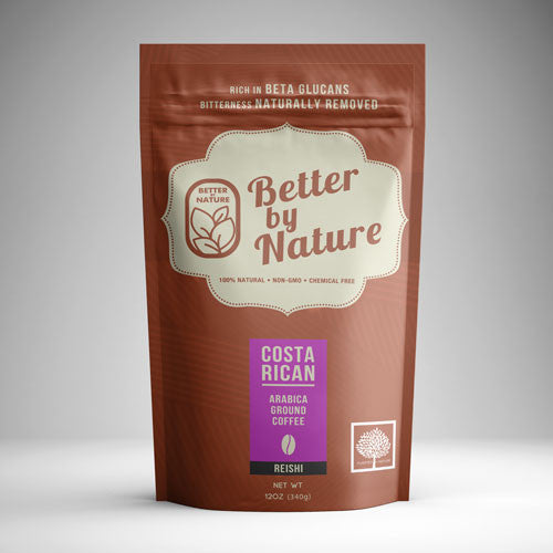 Better By Nature Costa Rican Ground Coffee