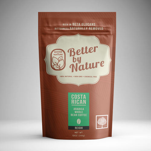 Better By Nature Costa Rican Whole Bean Coffee