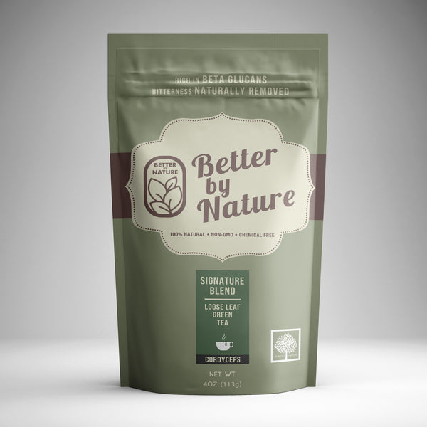 Better By Nature Green Tea 4oz