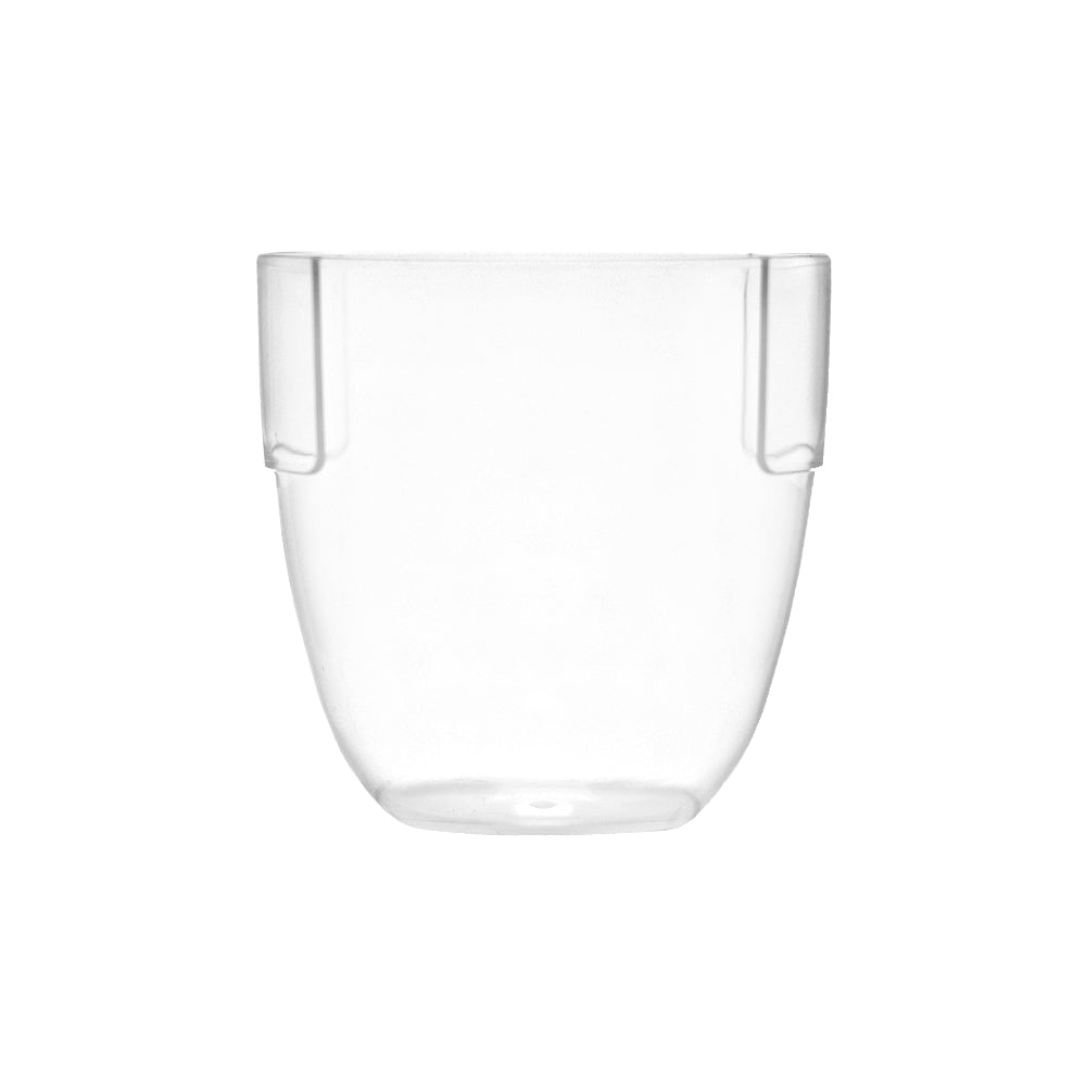Stemless Wine Glass & Low Ball Tumbler Glass - 9oz. - 72 Count Box-SelfEco Caterware