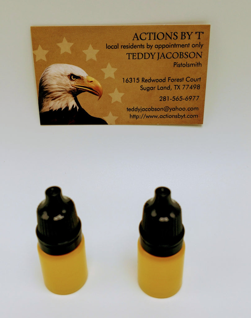 Synthetic Ultra Penetrating Oil Blend for Firearms and Knives (Click on image for more details)