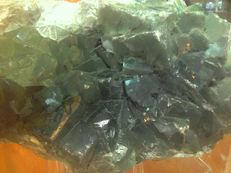 A-Z Blog: F is for Fluorite