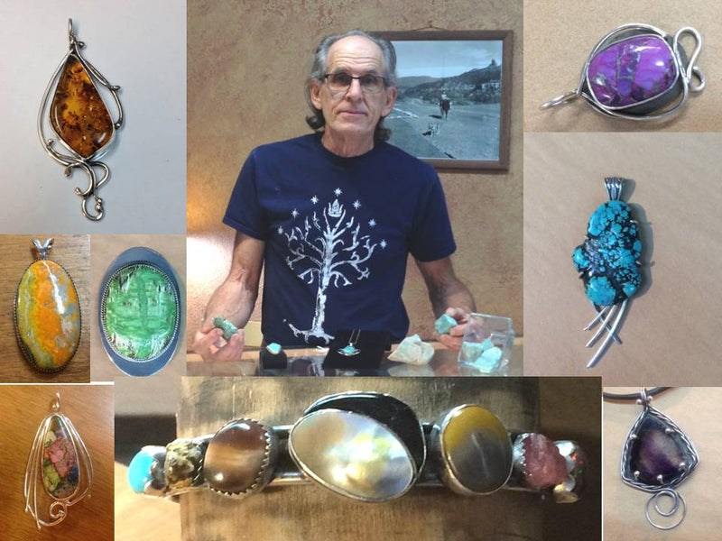 The Artist Within: Ramsey's In-Residence Jeweler is Inspired By Stone
