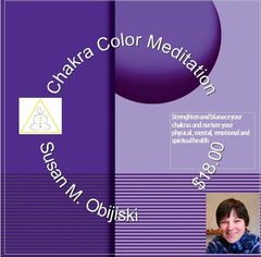 Chakra Color Meditation CD