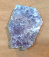 Lithium/Lepidolite - Rare Translucent Book Formation