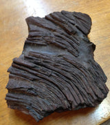 Slag from Old Jerome Copper Mine in Arizona