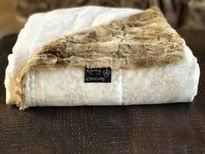 Komfy Couture's Luxury Weighted Blanket