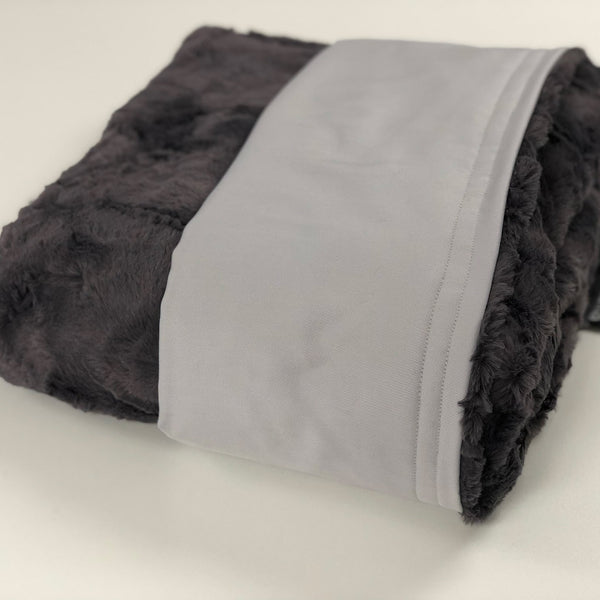 Komfy Couture Weighted Blankets Extra Large Cooling Luxury Weighted Blanket (54x72) - Glass beads