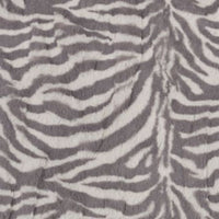 Komfy Couture Weighted Blankets Zebra Large 28x42 6 lb. Weighted Blanket for Dogs