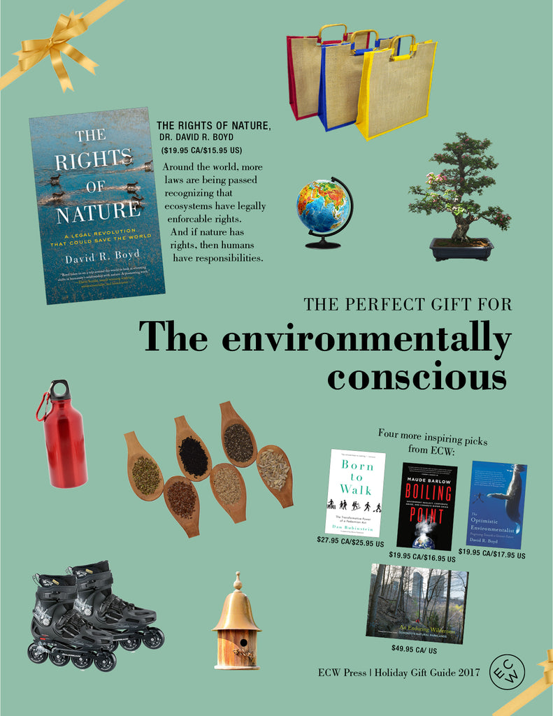 Gift Guide: The Perfect Gift for the Environmentalist | ECW Press