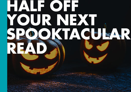 Spooktacular Halloween Sale: 50% Off Select Books