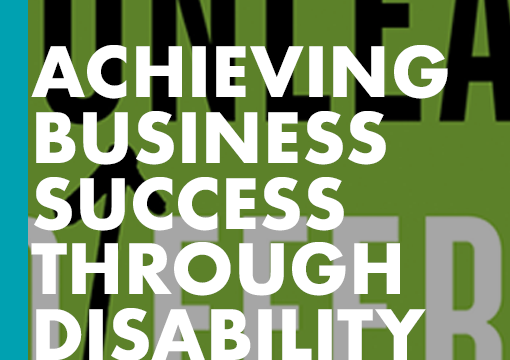 Press Release For Unleash Different: Achieving Business Success Through Disability - ECW Press