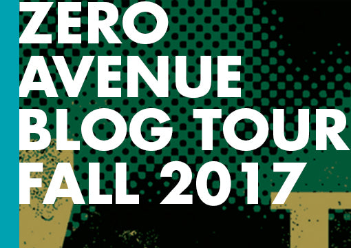 Zero Avenue by Dietrich Kalteis - Blog Tour Fall 2017