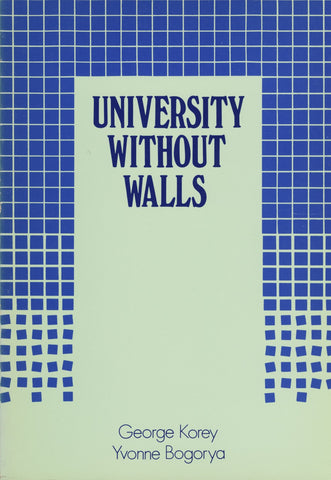 University Without Walls by Korey, George, ECW Press