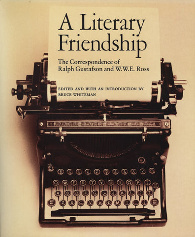 A Literary Friendship - ECW Press