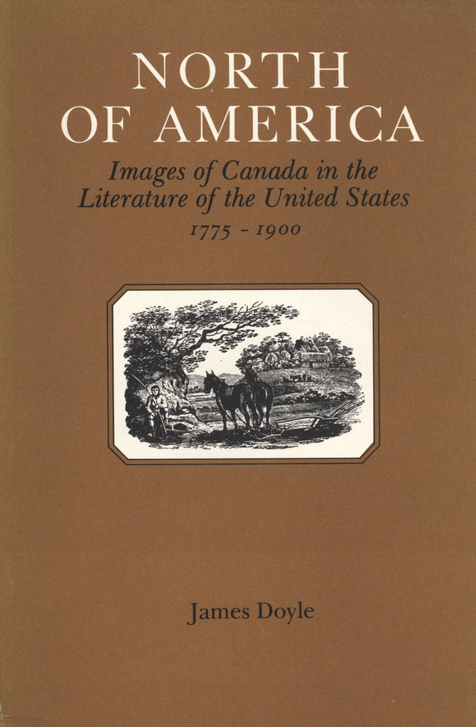 North of America by Doyle, James, ECW Press