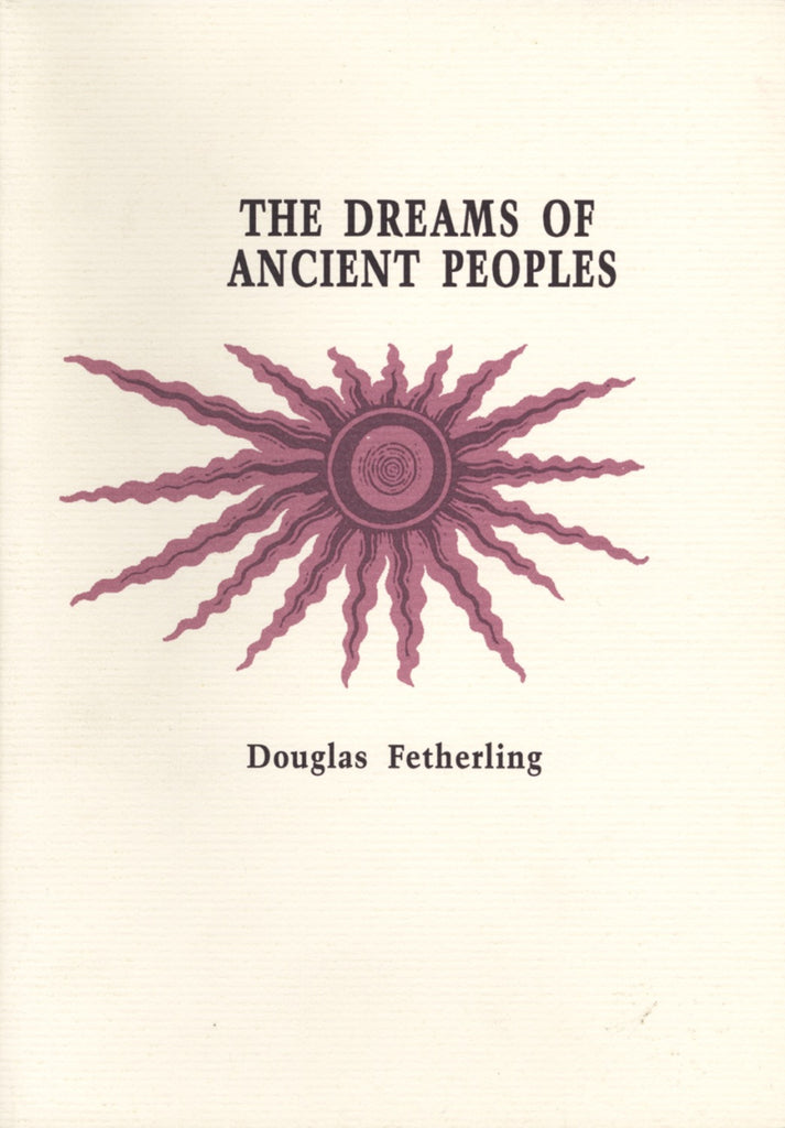 The Dreams of Ancient People - ECW Press