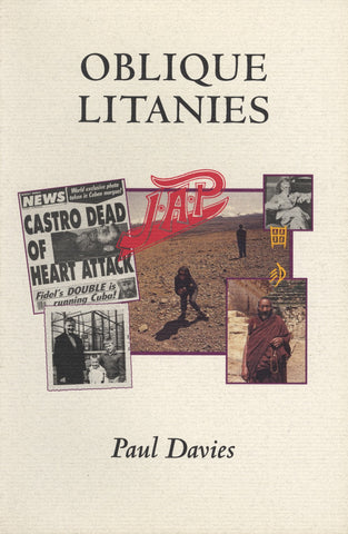Oblique Litanies: Nine Conversations and An Afterthought - ECW Press