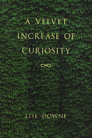 A Velvet Increase of Curiosity - ECW Press
